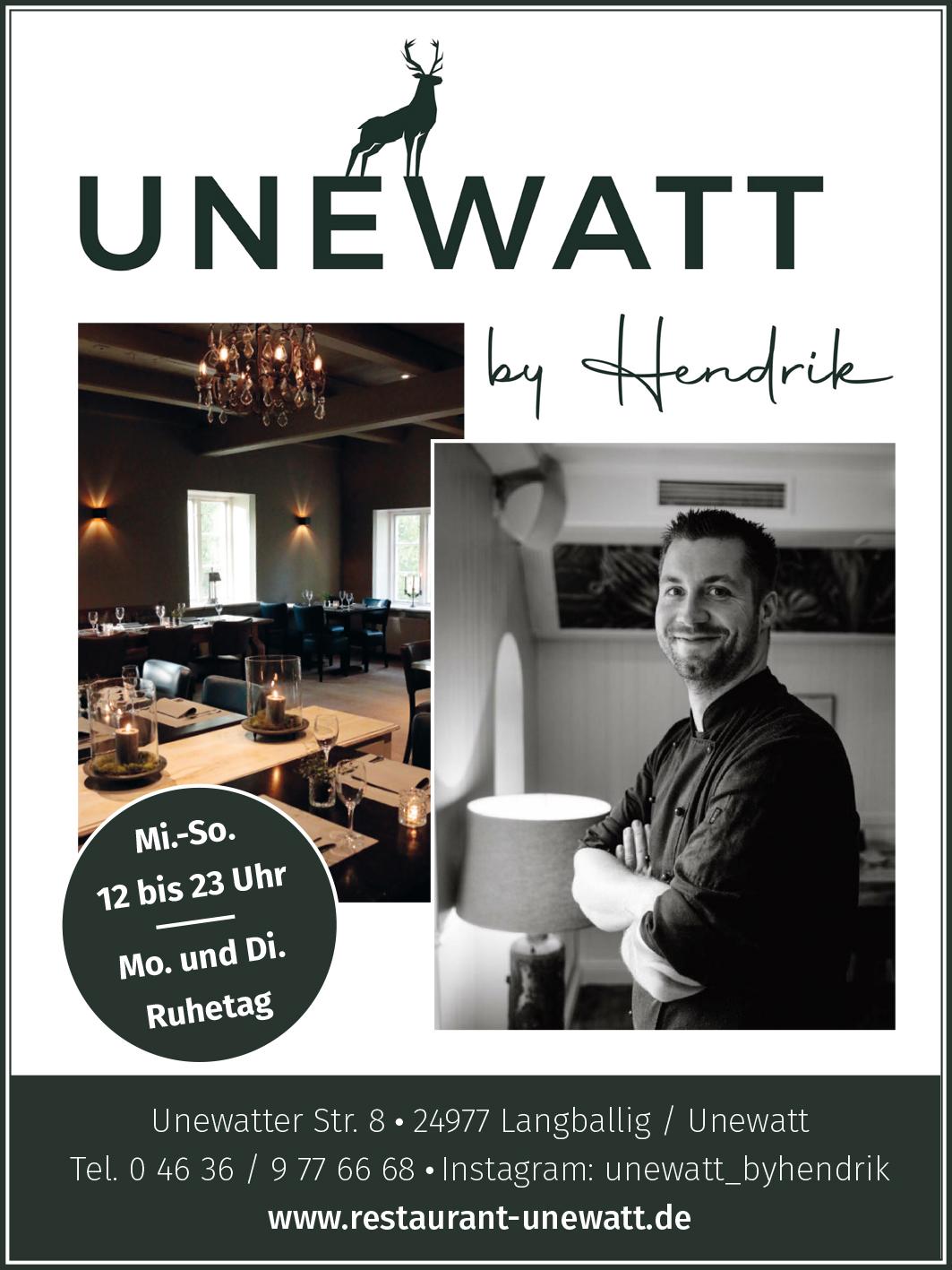 Restaurant Unewatt